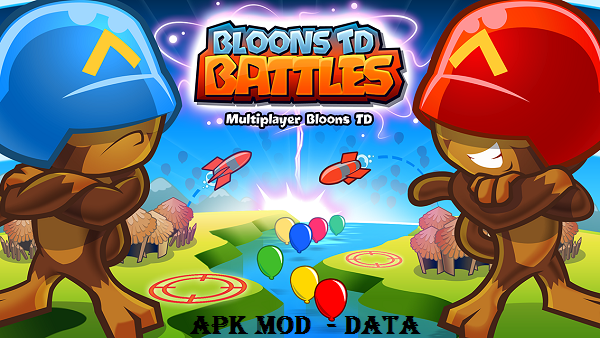 Bloons TD Battles Android APK Mod Free Download