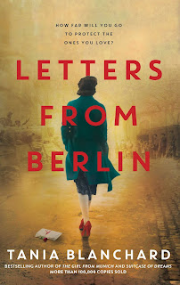 Letters From Berlin by Tania Blanchard book cover