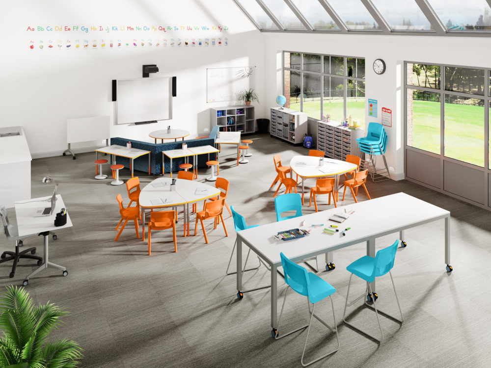 How To Choose The Best Table Style For Aussie Classrooms