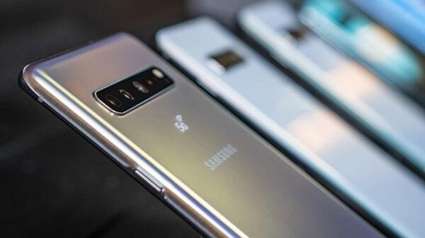 كاميرات Samsung Galaxy S10