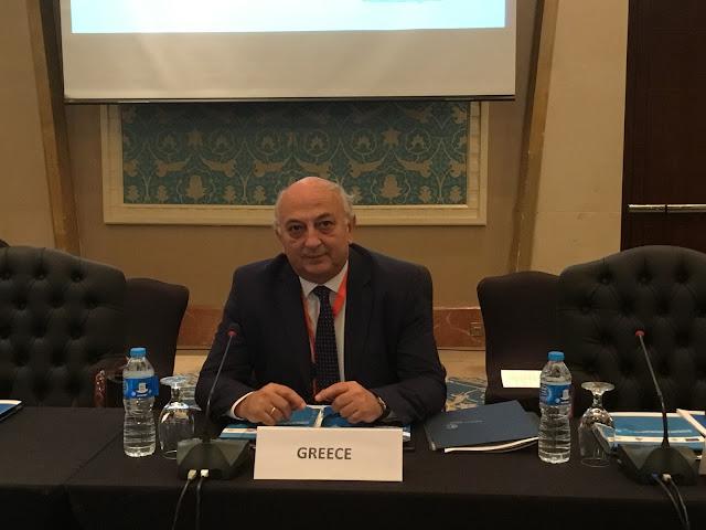Αμανατίδης: Διαπραγματευόμαστε έχοντας εθνικούς στόχους