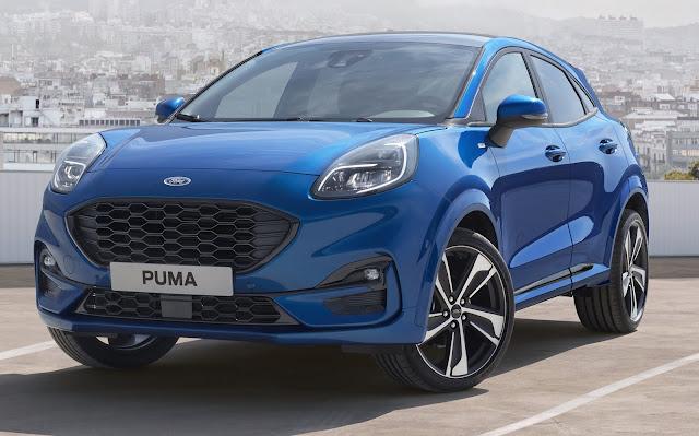 Novo SUV Ford Puma