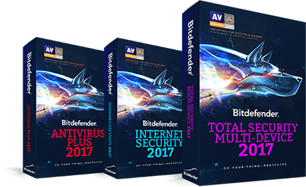 Bitdefender Antivirus Plus 2017 Full Version