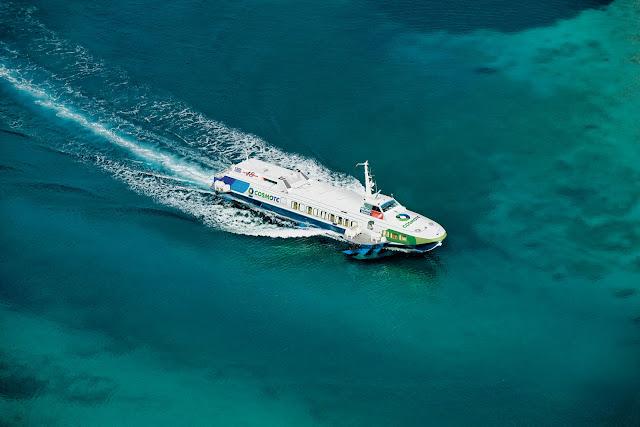 Μηχανική βλάβη σε Flying Dolphin της γραμμής Ύδρα – Ερμιόνη