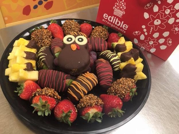Edible Thanksgiving Gift Ideas