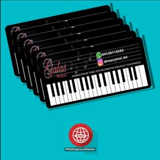 tarjetas-presentacion-grupo-musical