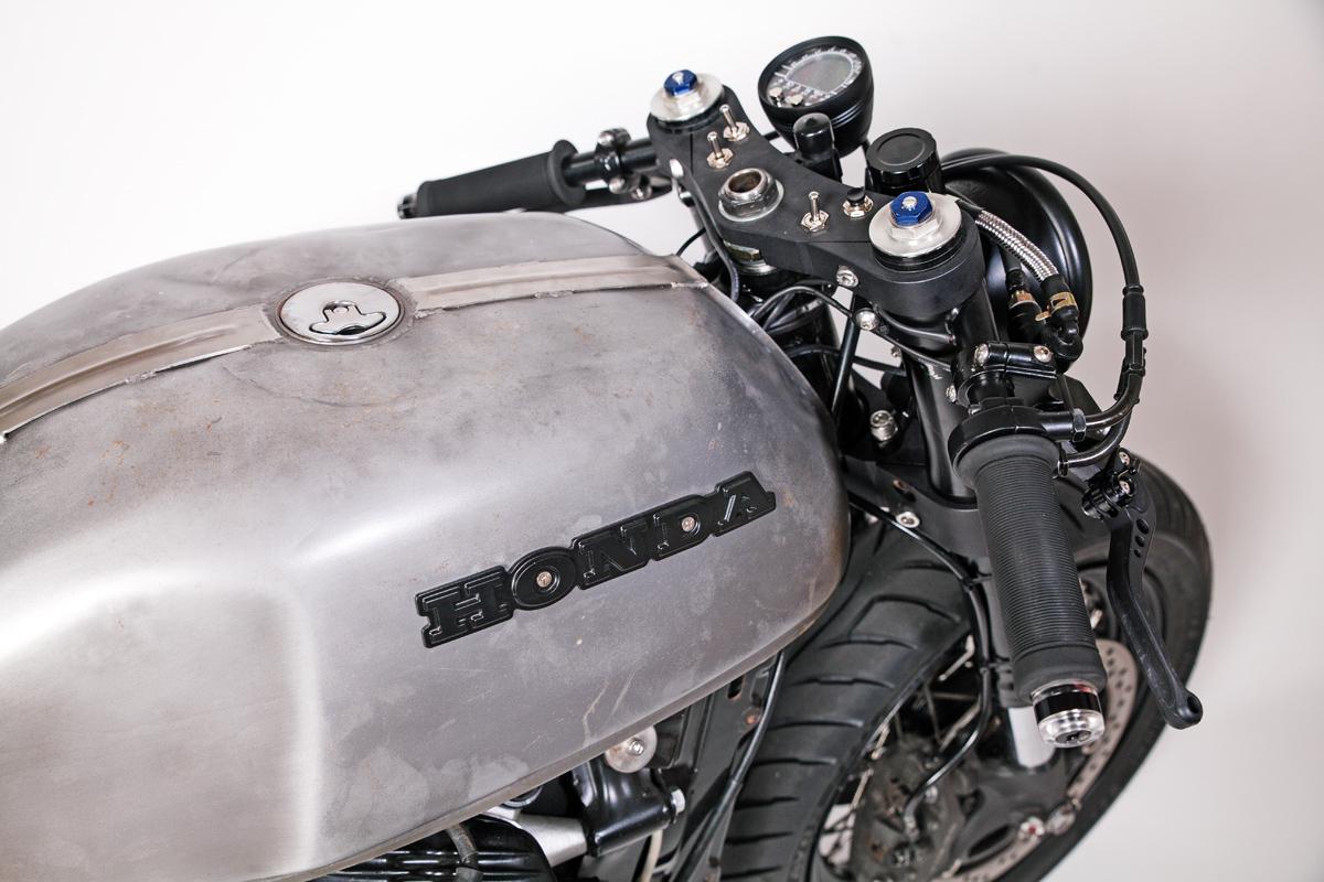 cafe racer build guide – idee per l'immagine del motociclo