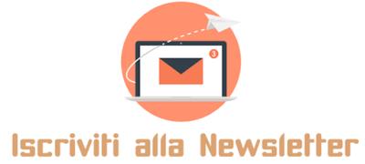 newsletter antonio luciano blog iscrizione