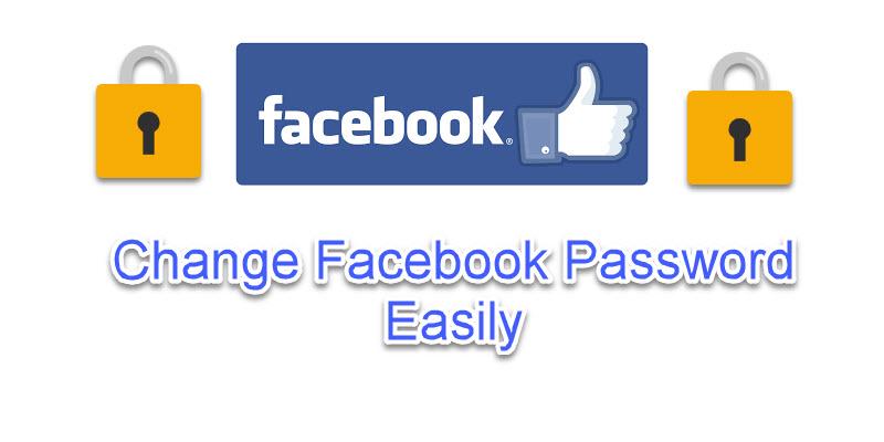 Easily Change Facebook Password