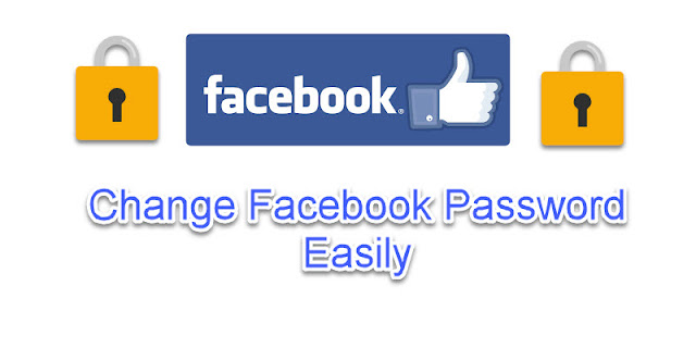 How To Change Facebook Password Very Quickly