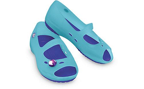 Crocs Carlie Flat Shoe