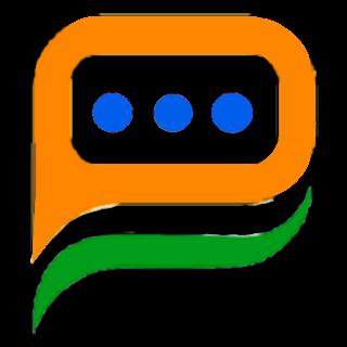 Sandesh apk clean transparent symbol