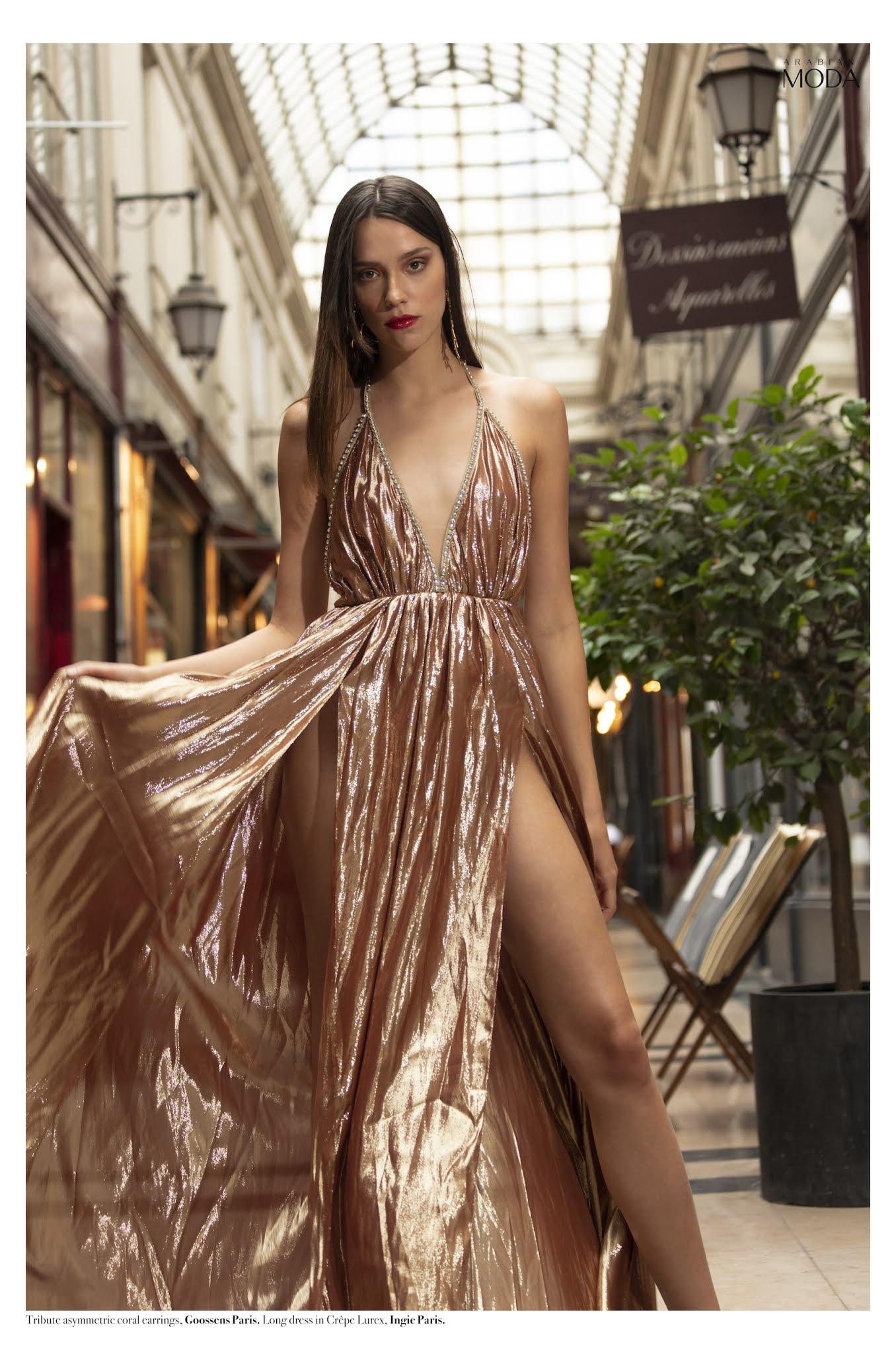 Arabian Moda x Ingie Paris x Goossens Paris