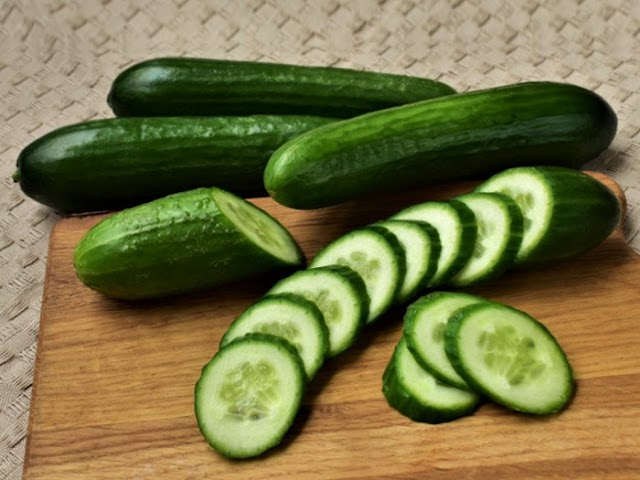 HEALTH: Some Important Benefits of Cucumber
