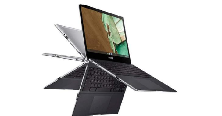 ASUS Blab Chromebook Flip CM3, Portable CM3 Laptop