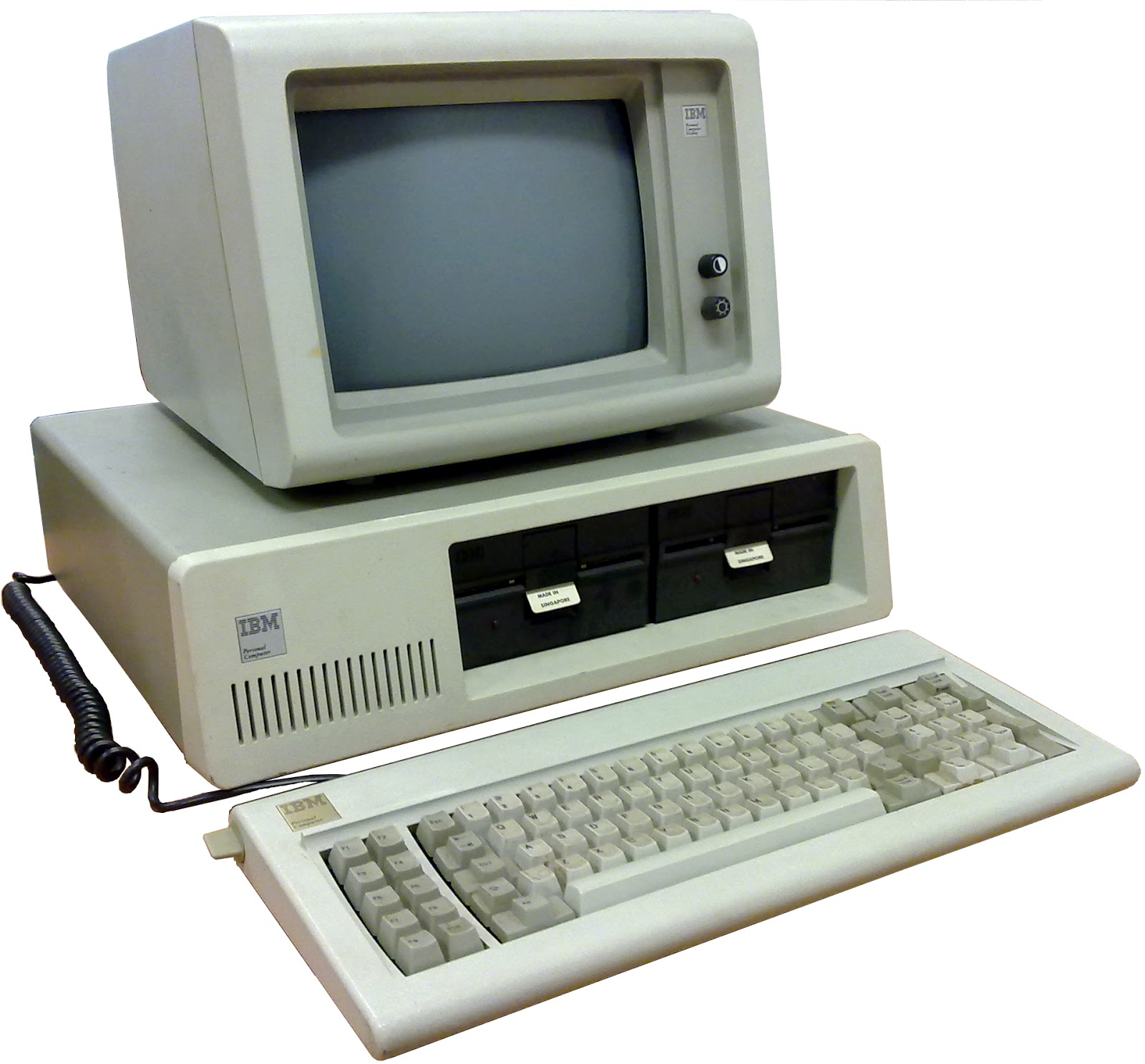 examples of second generation computers