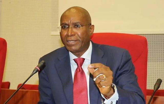 Senator Omo-Agege breaks silence over 'stolen' mace saga