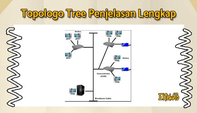 Apa Yang Dimaksud Dengan Topologi Tree, Beserta Kelebihan dan Kekurangan nya