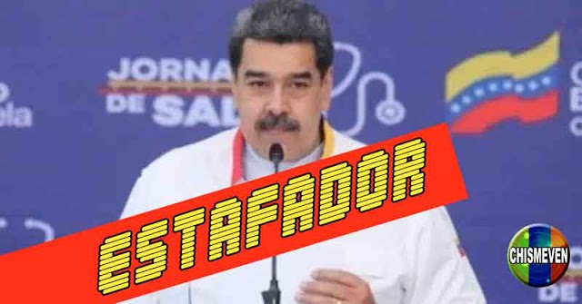 ESTAFADOR | Maduro dice que quiere pagar las vacunas con barriles de petróleo