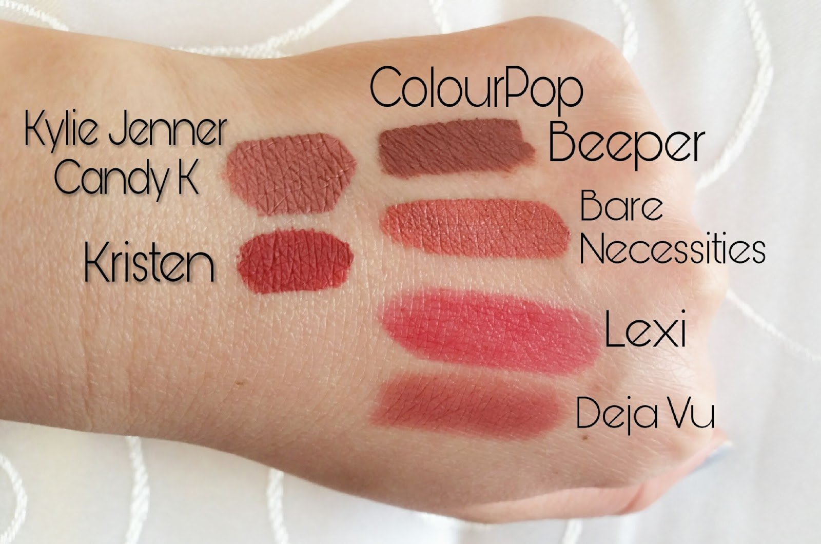 Extrem Beauty in Everyday Life: New Lip Products (Kylie Jenner and Alexis  VC39