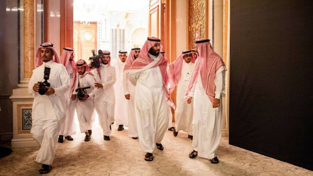 Visions of Mohammed bin Salman — the reality and the fantasy | Financial Times