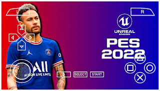 Download PES 2022 PPSSPP Android 2.3K Hairs Real Faces Best Graphics & Latest Transfer