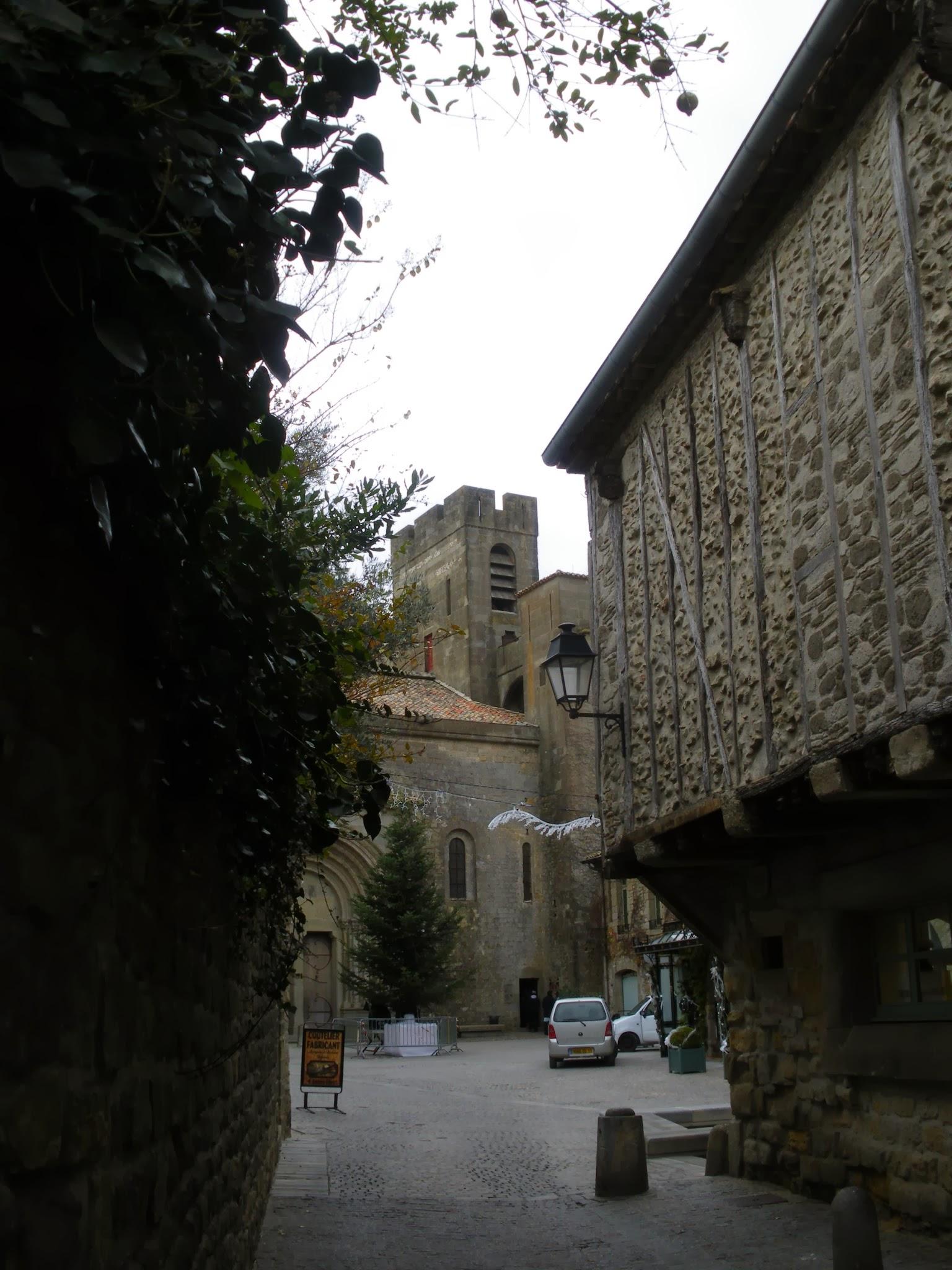 Saint Nazaire, Carcassonne, Cité, Aude, Pays Cathare