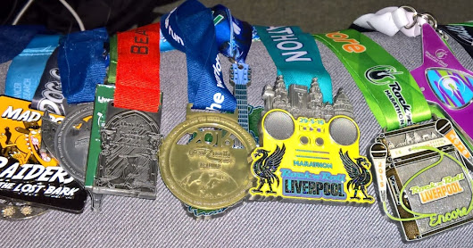 The 2016 Medal Haul