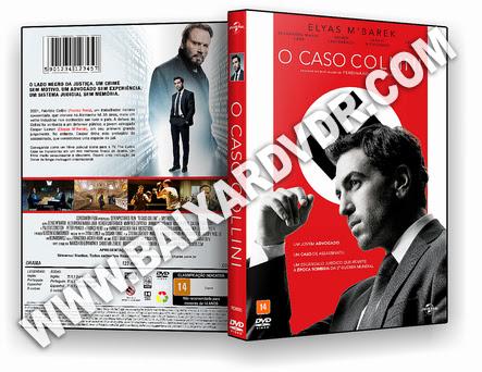O Caso Collini  (2021) DVD-R AUTORADO