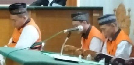 Pengadilan Negeri Kota Madiun Gelar Kasus Pembunuhan