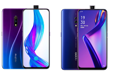 Realme X vs Oppo K3 : What's the difference?