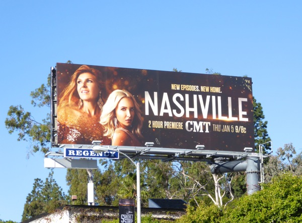 Nashville season 5 CMT billboard