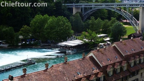 Bern, beautiful places to visit in Switzerland: