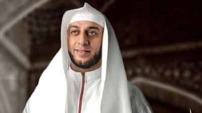 Syekh Ali Jaber wafat
