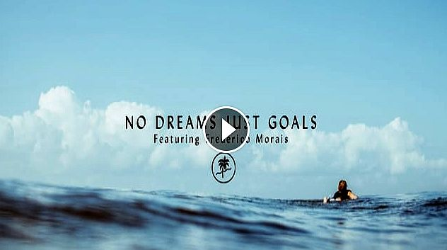 No Dreams Just Goals - Frederico Morais