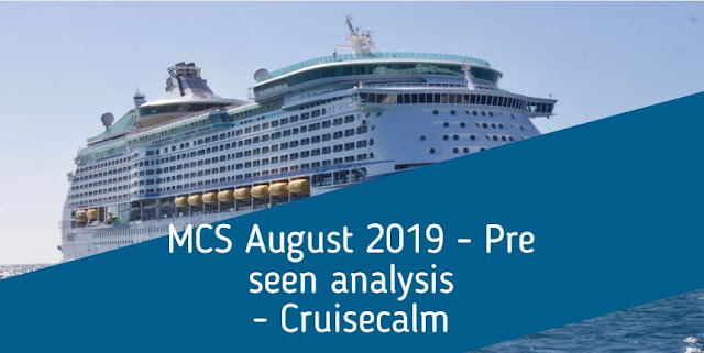 MCS August 2019 Pre-seen video analysis Cruise calm - CIMA Management Case Study