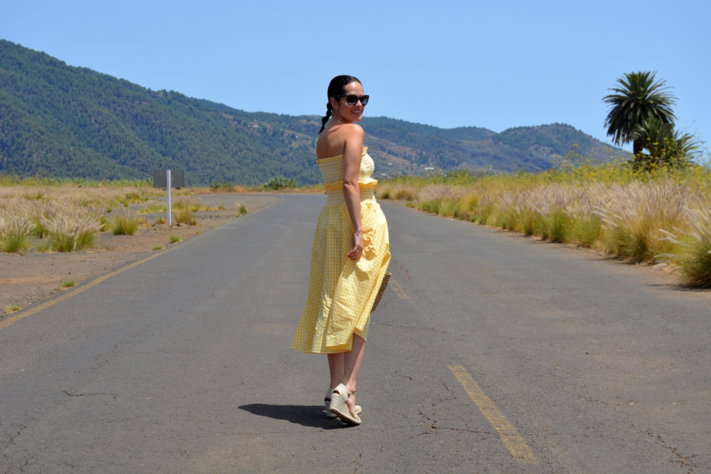 zara-yellow-vichy-outfit-streetstyle