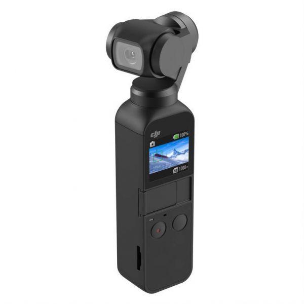 The Smallest Vlogging Camera: DJI Osmo Pocket