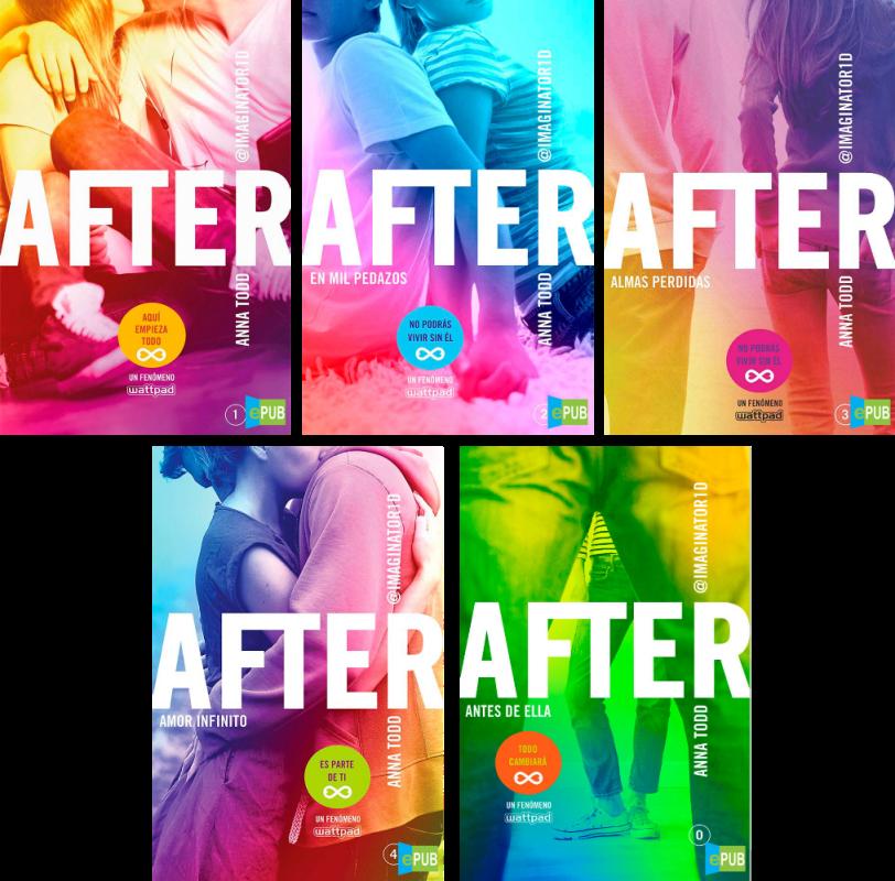 After – Anna Todd