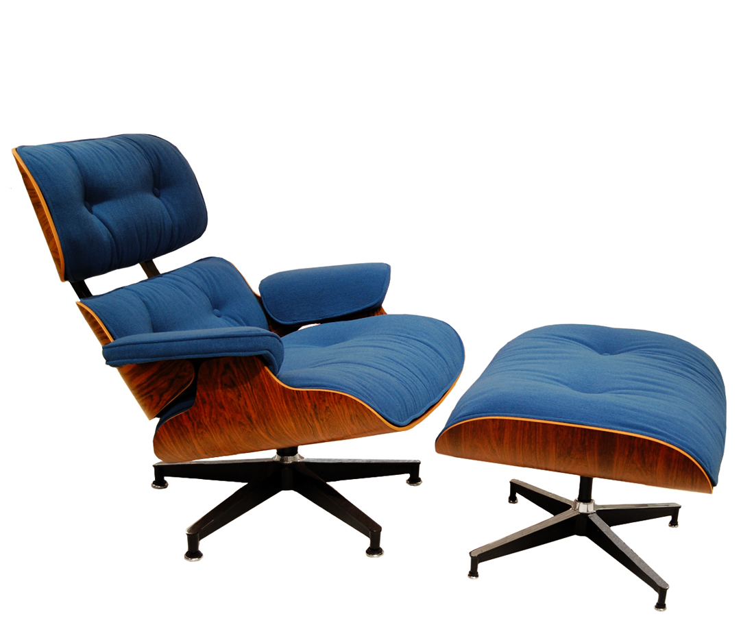 If it 39 s hip it 39 s here archives vintage eames lounge for 4 chaises eames