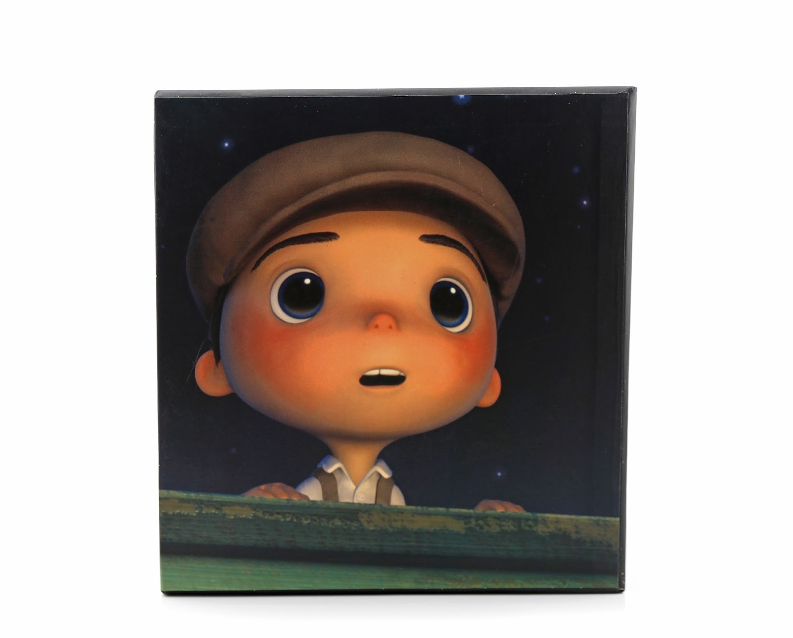 pixar studio store la luna bambino maquette