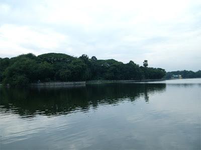 Subhas Sarobar Lake