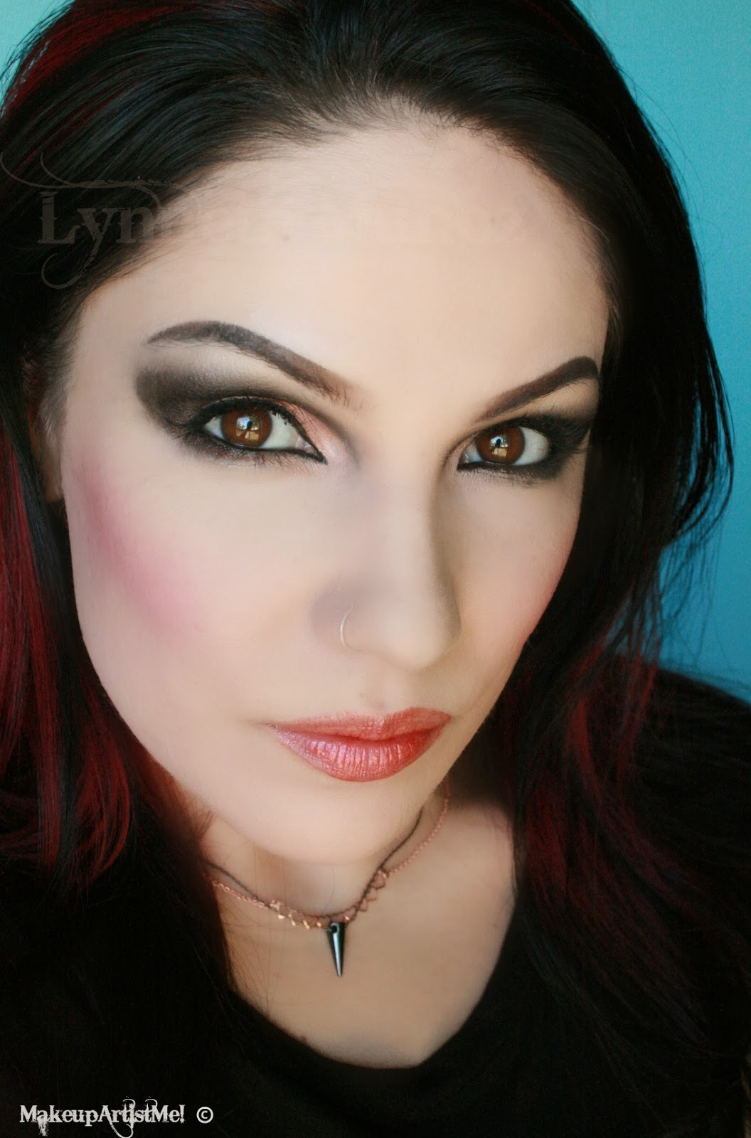 Make Up Fashion And 50 Shades Of Pink: Make-up Artist Me!: Nude Noir -- Makeup Tutorial