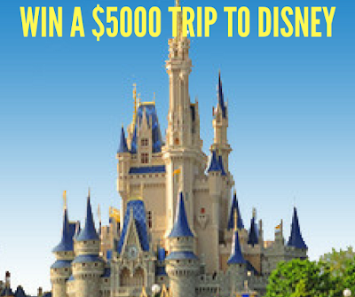 WIN a Trip to Disney Land for Four