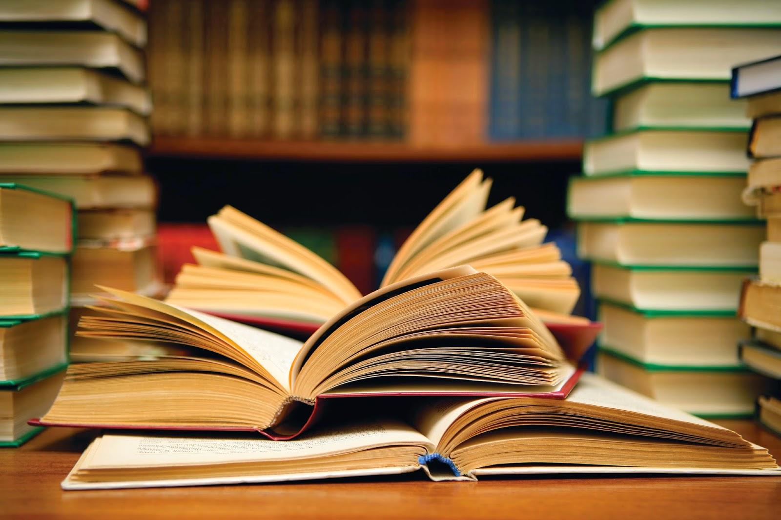 Những câu nói hay nhất về sách bằng tiếng Anh và tiếng Việt