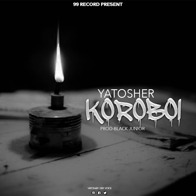DOWNLOAD AUDIO/Yatosher - koroboi (official music audio)