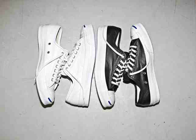 b476b05f2d0c The Spring/Summer 2016 seasons introduces the new Converse Jack Purcell  Signature CVO featuring a durable 2-ply duck canvas upper.