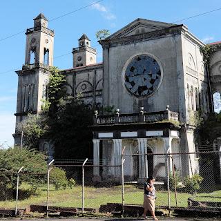 church in Santiago de Puriscal