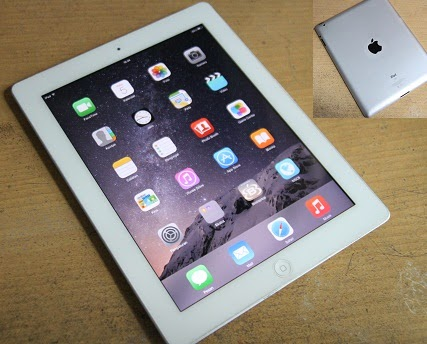 jual iPad 2 Wifi 16GB Second