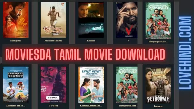 Moviesda Tamil Movie Download